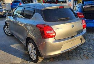 2021 Suzuki Swift AZ Series II GL Navigator Plus Premium Silver 1 Speed Constant Variable Hatchback.