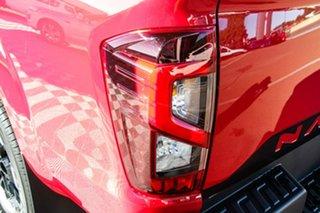 2021 Nissan Navara D23 MY21 ST-X Burning Red 7 Speed Sports Automatic Utility