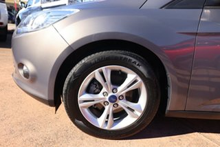 2012 Ford Focus LW MK2 Trend Bronze 6 Speed Automatic Sedan.