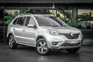 2014 Renault Koleos H45 Phase III Bose Silver 1 Speed Constant Variable Wagon.