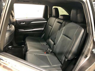 2016 Toyota Kluger GSU55R GXL AWD Grey 6 Speed Sports Automatic Wagon