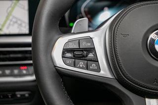 2020 BMW 3 Series G20 330i Steptronic M Sport Mineral White 8 Speed Sports Automatic Sedan