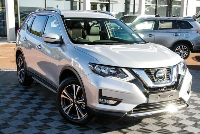 New Nissan X-Trail T32 MY21 ST-L X-tronic 2WD Melville, 2021 Nissan X-Trail T32 MY21 ST-L X-tronic 2WD Brilliant Silver 7 Speed Constant Variable Wagon