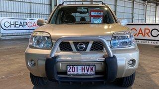 2004 Nissan X-Trail T30 II ST Gold 4 Speed Automatic Wagon