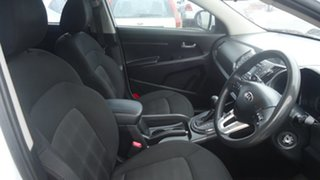 2011 Kia Sportage SL SI White 6 Speed Sports Automatic Wagon