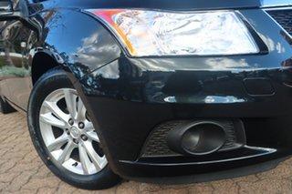 2012 Holden Cruze JH Series II MY13 CD Sportwagon Black 6 Speed Sports Automatic Wagon.