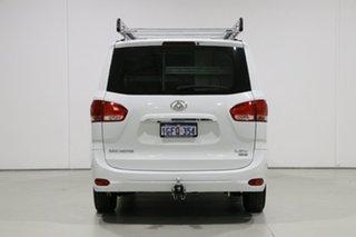 2016 LDV G10 SV7C White 5 Speed Manual Van