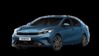 2021 Kia Cerato BD MY22 Sport+ Mineral Blue 6 Speed Sports Automatic Sedan