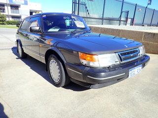 1993 Saab 900 I 2.1 16 Bronze 3 Speed Automatic Combi Coupe.