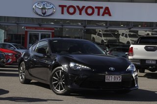 2017 Toyota 86 ZN6 GT Black 6 Speed Manual Coupe.