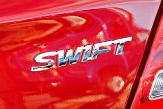 2017 Suzuki Swift AZ GL Red 5 Speed Manual Hatchback