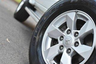 2017 Mitsubishi Triton MQ MY17 GLX+ Double Cab White 6 Speed Manual Utility