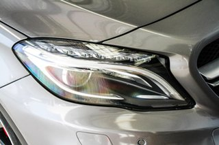 2016 Mercedes-Benz GLA-Class X156 807MY GLA45 AMG SPEEDSHIFT DCT 4MATIC Grey 7 Speed
