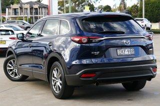 2016 Mazda CX-9 MY16 Touring (AWD) Blue 6 Speed Automatic Wagon.