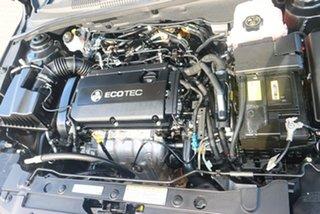 2012 Holden Cruze JH Series II MY13 CD Sportwagon Black 6 Speed Sports Automatic Wagon