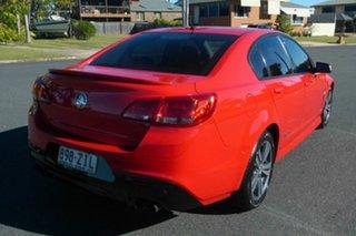 2015 Holden Commodore VF MY15 SS Red 6 Speed Manual Sedan.