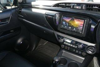 2019 Toyota Hilux GUN126R 4x4 Crystal Pearl 6 Speed Automatic Dual Cab