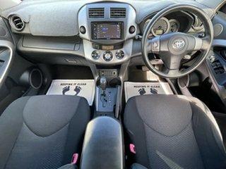 2007 Toyota RAV4 ACA33R Cruiser White 4 Speed Automatic Wagon