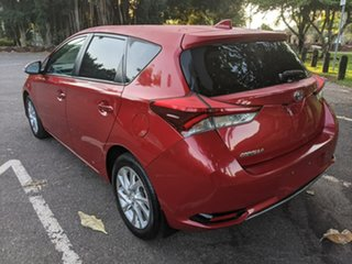 2018 Toyota Corolla ZRE182R Ascent Sport S-CVT Red 7 Speed Constant Variable Hatchback