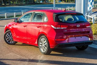 2021 Hyundai i30 PD.V4 MY21 Special Edition Fiery Red 6 Speed Sports Automatic Hatchback