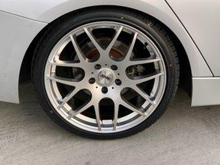 2013 BMW 3 Series F30 MY0813 320i Silver 8 Speed Sports Automatic Sedan