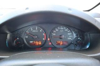 2014 Nissan Navara D40 S7 ST Black 6 Speed Manual Utility