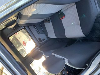 2006 Nissan Navara ST-R Silver Manual Dual Cab Utility