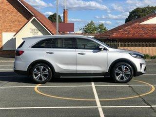 2018 Kia Sorento UM MY19 GT-Line AWD Silver 8 Speed Sports Automatic Wagon.
