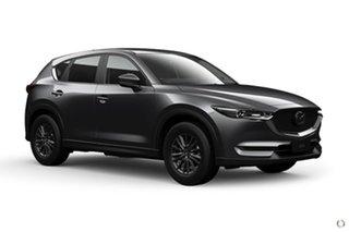 2021 Mazda CX-5 KF4WLA Maxx SKYACTIV-Drive i-ACTIV AWD Sport Grey 6 Speed Sports Automatic Wagon.