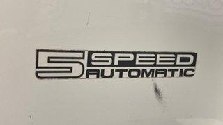 2009 Ford Ranger PK XL Crew Cab 4x2 White 5 Speed Automatic Utility
