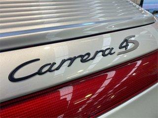 2004 Porsche 911 996 Carrera 4S Silver 5 Speed Sports Automatic Coupe