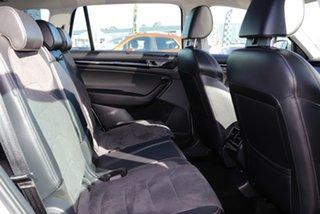 2019 Skoda Kodiaq NS MY20 132TSI DSG Moon White 7 Speed Sports Automatic Dual Clutch Wagon
