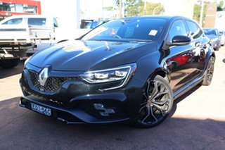 2020 Renault Megane XFB-BFB MY19 R.s. Sport Black 6 Speed Auto Dual Clutch Hatchback.
