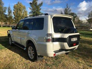 2019 Mitsubishi Pajero NX GLX White Sports Automatic