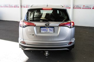 2018 Toyota RAV4 ZSA42R MY18 GX (2WD) Silver Sky Continuous Variable Wagon
