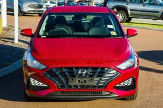 2021 Hyundai i30 PD.V4 MY21 Special Edition Fiery Red 6 Speed Sports Automatic Hatchback.