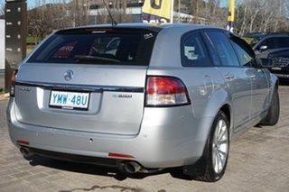 2009 Holden Calais VE MY09.5 V Sportwagon Silver 5 Speed Sports Automatic Wagon