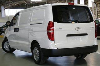 2014 Hyundai iLOAD TQ2-V MY14 White 5 Speed Automatic Van.