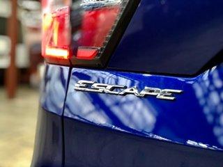 2017 Ford Escape ZG Titanium Blue 6 Speed Sports Automatic SUV