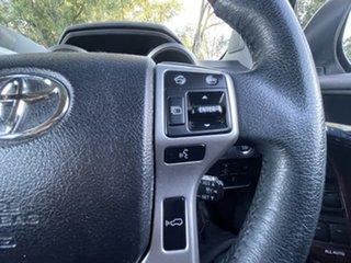 2016 Toyota Landcruiser Prado GDJ150R Kakadu Silver Pearl 6 Speed Sports Automatic Wagon