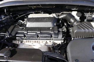 2009 Kia Sportage KM2 MY10 LX Ebony Black 4 Speed Automatic Wagon