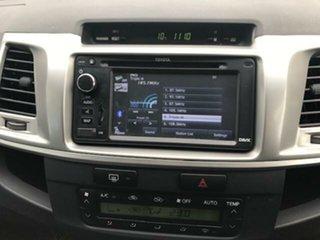 2013 Toyota Hilux KUN26R MY12 SR5 (4x4) Glacier White 5 Speed Manual Dual Cab Pick-up