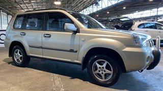 2004 Nissan X-Trail T30 II ST Gold 4 Speed Automatic Wagon.