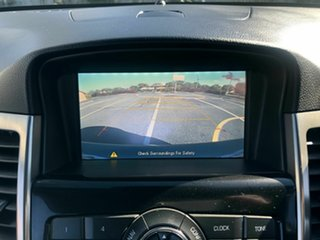 2016 Holden Cruze JH Series II MY16 Z-Series Grey 6 Speed Sports Automatic Sedan