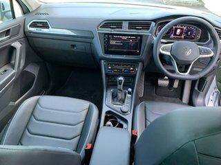 2021 Volkswagen Tiguan 5N MY21 162TSI Elegance DSG 4MOTION Silver 7 Speed