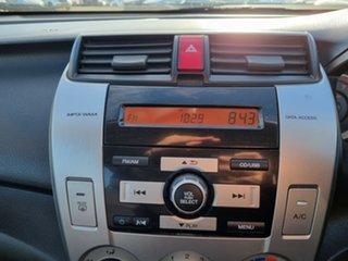 2009 Honda City GM MY09 VTi Silver 5 Speed Manual Sedan