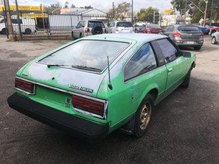 1980 Toyota Celica RA40 LT 5 Speed Manual Liftback.
