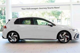 2021 Volkswagen Golf 8 MY21 GTI DSG White 7 Speed Sports Automatic Dual Clutch Hatchback