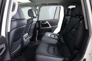 2016 Toyota Landcruiser VDJ200R MY16 VX (4x4) White 6 Speed Automatic Wagon