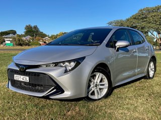 2019 Toyota Corolla Mzea12R Ascent Sport Silver Pearl 10 Speed Constant Variable Hatchback.